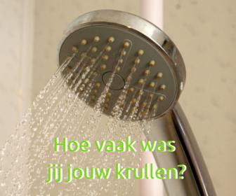 krullen wassen