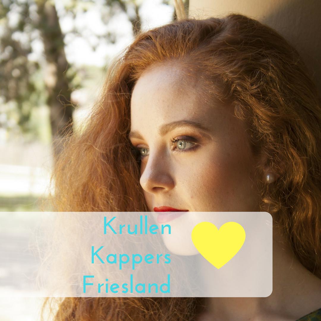 Krullen kapper Leeuwarden & Friesland