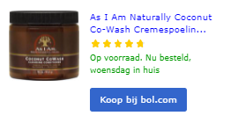 cg co wash as i am mijnkrullen.nl