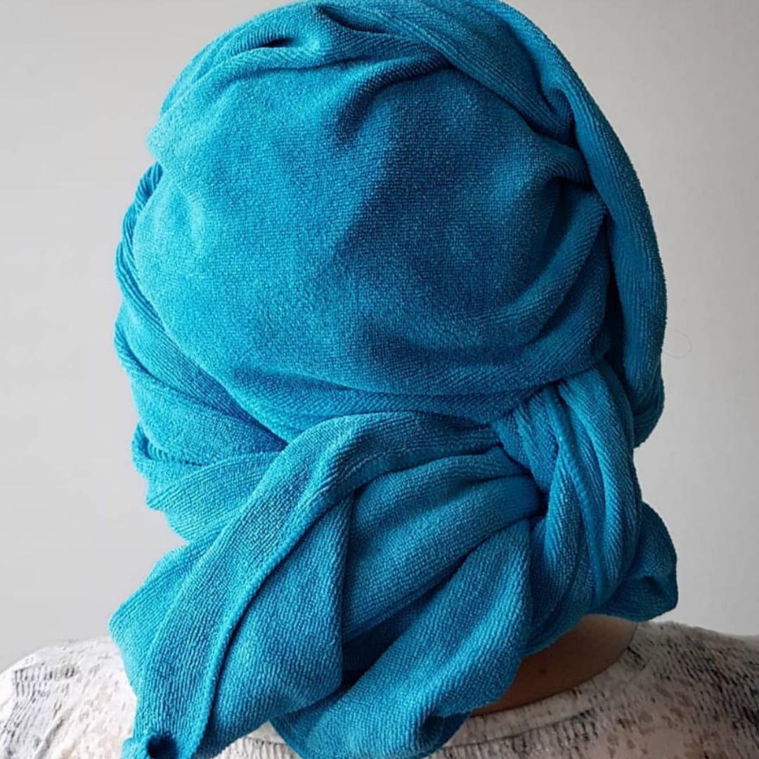 microvezel handdoek gebruiken