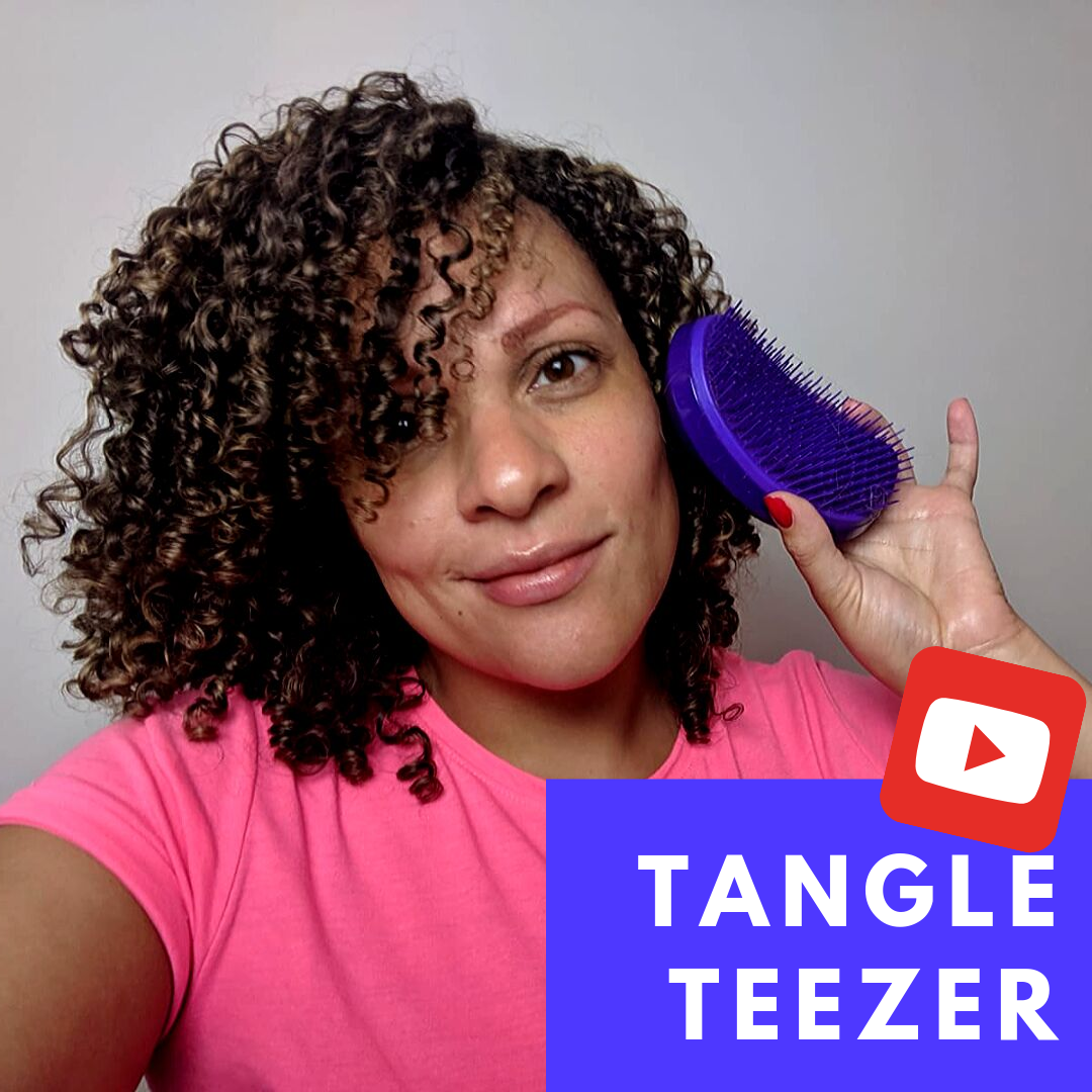 Tangle Teezer Krullend haar