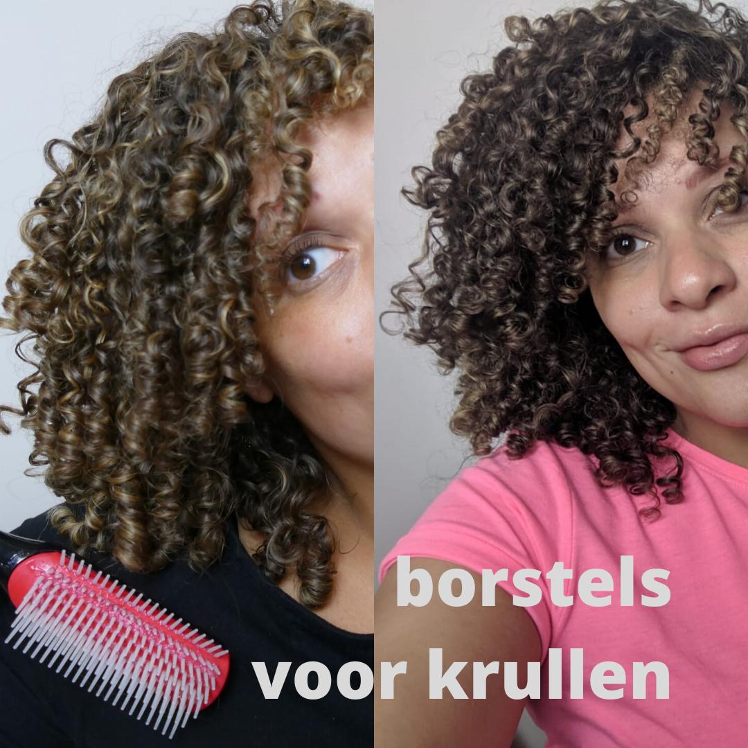 borstels voor krullen MijnKrullen reviews