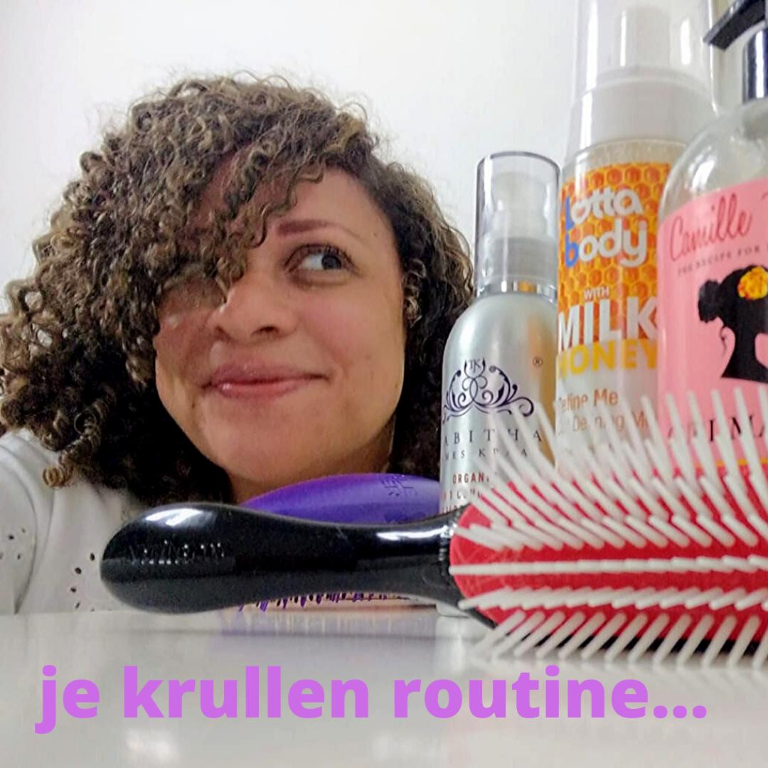 krullen routine