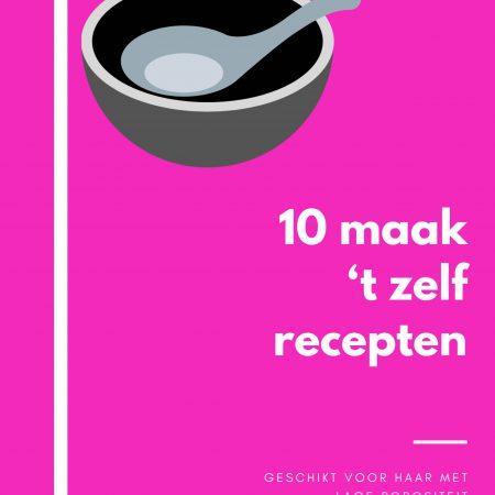 diy recepten boek haar