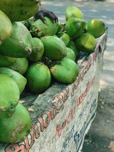 kokosolie haarbreuk