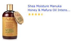 krullen shampoo van shea moisture